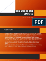 Hubungan Stroke Dan Diabetes