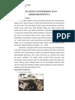 Literatur Jenis-jenis Ganoderma Dan Mikroskopisnya