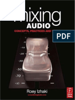 Mixing Audio Concepts, Practices and Tools.en.Es