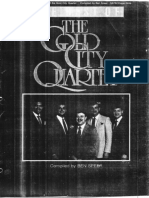 Gold City - The Best of Gold City Quartet (Songbook)