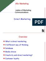 6 Direct Marketing