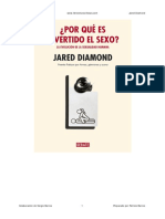 Por Que Es Divertido El Sexo - Jared Diamond