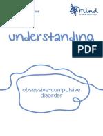 Understanding OCD MIND UK 2013