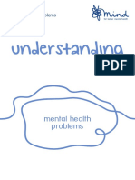Understanding Mental Health Problems 2016