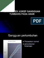 Gangguan Pertumbuhan Pbl