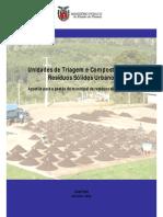 Unidades de Triagem e Compostagem de Resíduos Sólidos Urbanos