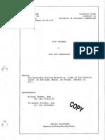 Transcript to Moskowitz Jan 2011 Hearing (1)