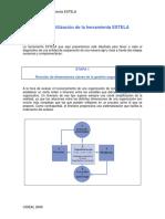 Guía de Utilización Herramienta Estela