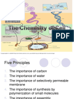 2 the Chemistry of the Cell