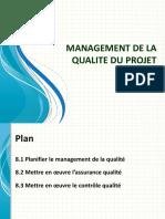 [5] Management de La Qualité Du Projet