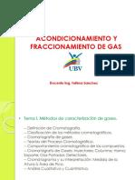 Acondicionamiento y Fraccionamiento Del Gas Natural