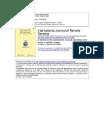 International Journal of Remote