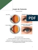 Cirugia de Catarata