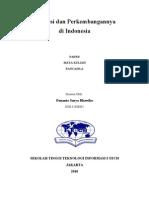 Korupsi Dan Perkembangannya di Indonesia