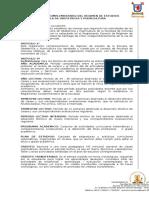 Reglamento Oficial Escuela de Obstetricia y Puericultura 2015 Marzo 12
