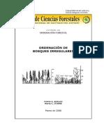 Ordenación bosques irregulares