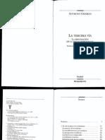 10 Anthony Giddens - La tercera vía.pdf