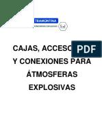 Sellos antiexplosivos