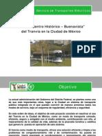 Tranvia Centro Historico-Buenavista
