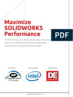 Maximize SolidWorks Performance2