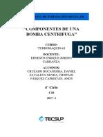 Componentes de Una Bomba Centrifuga 2