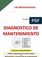 4. Diagnostico de Mantenimiento