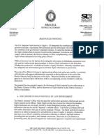 Salt Lake County District Attorney's Office Brady/Giglio Protocol