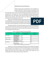 Analisis Penilaian Tingkat Pelayanan Sarana Dan Prasarana