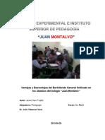 Monografia BGU