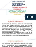 1era - Presentacion Gestion Tributaria