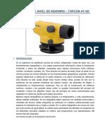 1.- Manual - Nivel de Ingeniero