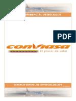 Guía Referencial de Bolsillo - Sin Medidas de Equipaje - V2.0