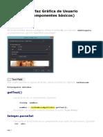 Controles GUI
