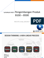 Dokumen Pengembangan Produk B100-B500