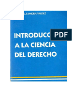 Introduccion a La Ciencia