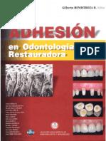 Adhesión en Odontología Restauradora - Gilberto Henostroza