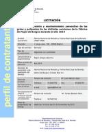 Revisión y Mantenimiento Preventivo de Puente Gruas