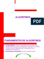 Algoritmos v UBI