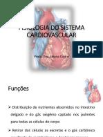 Aula 2 - Fisiologia Do Sistema Cardiovascular