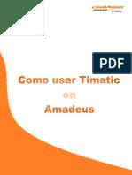 Manual Timatic