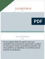 Algoritmos VI UBI
