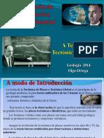 Clase 4 de Deriva Cont a Tectonica de Placas