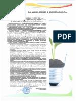 12_Politica in Domeniul Protectiei Mediului Si a Securitatii Si Sanatatii in Munca LUKOIL