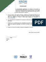 Declaraci+¦n Jurada