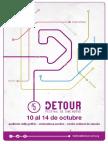 DETOUR Festival de Cine Nuevo - 5ta. edición