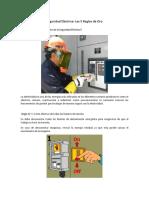 5 Reglas de Oro - Seguridad Eléctrica.docx