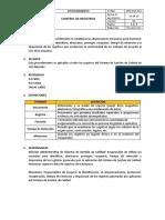 PRO.SGC.002 CONTROL DE REGISTROS V01 - 06.04.15.pdf