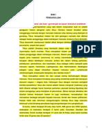 Laporan Praktikum Survei & Identifikasi Tikus Aulia Nf_25010115130205