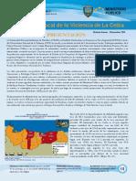 boletin del observatorio de la violencia la ceiba 2016