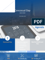 Presentación Cencosud Day - Jaime Soler